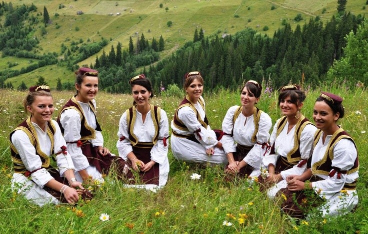 Culture of Montenegro