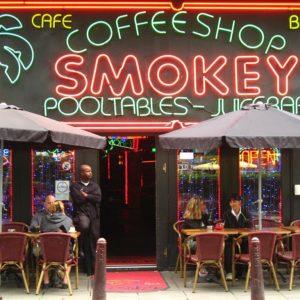Marijuana legal in Netherlands?