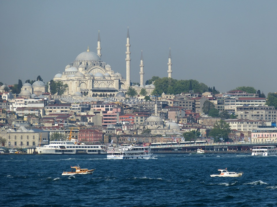 Cheapest countries - Istanbul